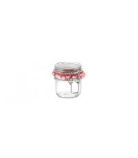 Zavařovací sklenice s klipem DELLA CASA 200 ml