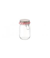 Zavařovací sklenice s klipem DELLA CASA 1000 ml