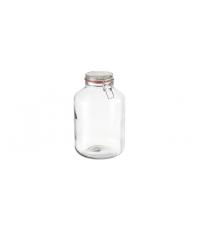 Zavařovací sklenice s klipem DELLA CASA 5000 ml