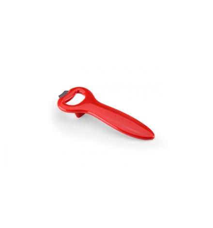 Univerzální otvírák na zavařovací sklenice PRESTO, červená