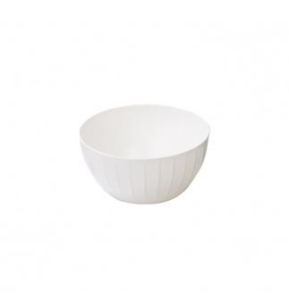 Mísa plastová DELÍCIA 22 cm, 2.5L, bílá