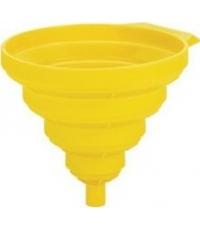 Nálevka FUSION pr. 14 cm, světle žlutá