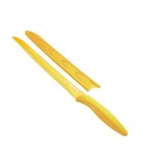 Antiadhezní nůž na chléb PRESTO TONE 20 cm, žlutá