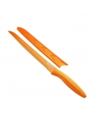 Antiadhezní nůž na chléb PRESTO TONE 20 cm, oranžová
