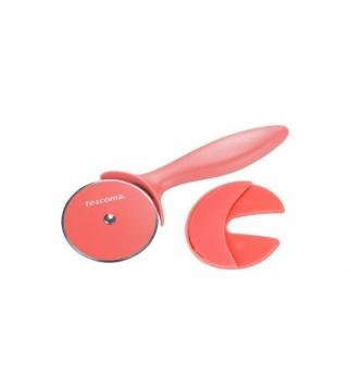 Antiadhezní krájecí kolečko TESCOMA PRESTO TONE, červená
