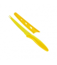 Antiadhezní nůž na zeleninu PRESTO TONE 12 cm, žlutá