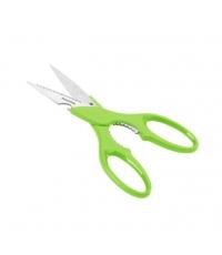 Nůžky multifunkční PRESTO 22 cm, zelená