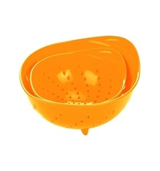 Cedníky PRESTO TONE, 2 ks, oranžová