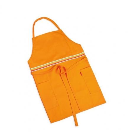 Kuchyňská zástěra PRESTO TONE, oranžová