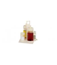 Souprava olej, ocet, sůl a pepř SOLO