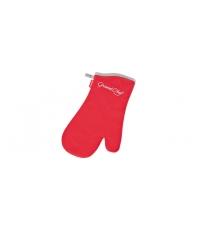 Kuchyňská rukavice GrandCHEF, červená