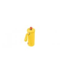 Chladicí brašna COOLBAG, pro láhve 0.5L, žlutá