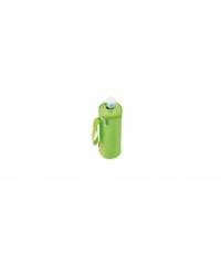 Chladicí brašna COOLBAG, pro láhve 0.5L, zelená