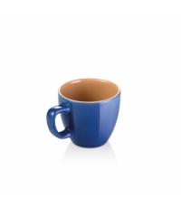 Šálek na espresso CREMA SHINE, modrá