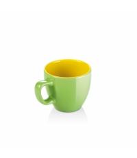Šálek na espresso CREMA SHINE, zelená