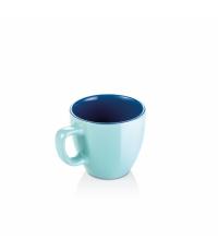 Šálek na espresso CREMA SHINE, azurová