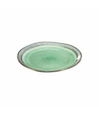 Dezertní talíř EMOTION pr. 20 cm, zelená