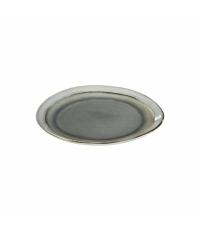 Dezertní talíř EMOTION pr. 20 cm, šedá