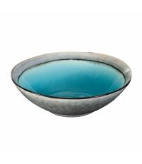 Hluboký talíř EMOTION pr. 19 cm, modrá