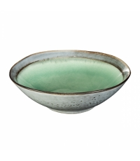 Hluboký talíř EMOTION pr. 19 cm, zelená