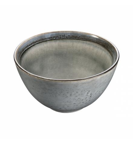 Miska EMOTION pr. 14 cm, šedá