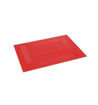 Prostírání TESCOMA FLAIR FRAME 45x32cm, červená
