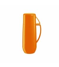 Termoska s hrníčkem FAMILY COLORI 0.5 l, oranžová