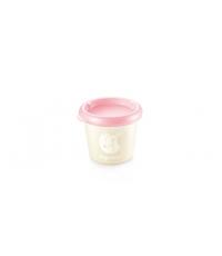 Dóza PAPU PAPI 150 ml, 2 ks, růžová