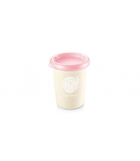 Dóza PAPU PAPI 250 ml, 2 ks, růžová