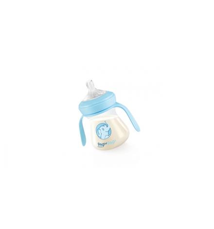 Láhev PAPU PAPI 150 ml, modrá