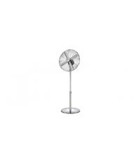 Stojanový ventilátor FANCY HOME pr. 40 cm, chrom