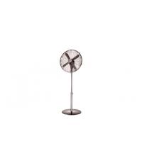 Stojanový ventilátor FANCY HOME pr. 40 cm, antracit