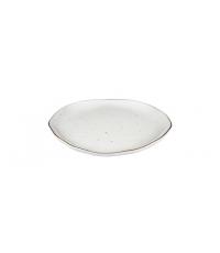 Dezertní talíř CHARMANT pr. 19 cm, bílá