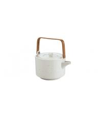 Konvice na čaj CHARMANT, bílá