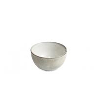 Miska JACQUARD pr. 14 cm, šedá