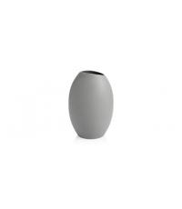 Váza FANCY HOME Stones 23 cm, šedá