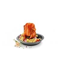 Pekáč na kuře s přílohou DELÍCIA pr. 33 cm