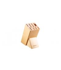 Blok NOBLESSE pro 8 nožů, nůžky na drůbež / ocílku