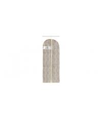 Obal na šaty FANCY HOME 150 x 60 cm, smetanová