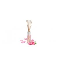 Vonný difuzér FANCY HOME 120 ml, Růžové květy