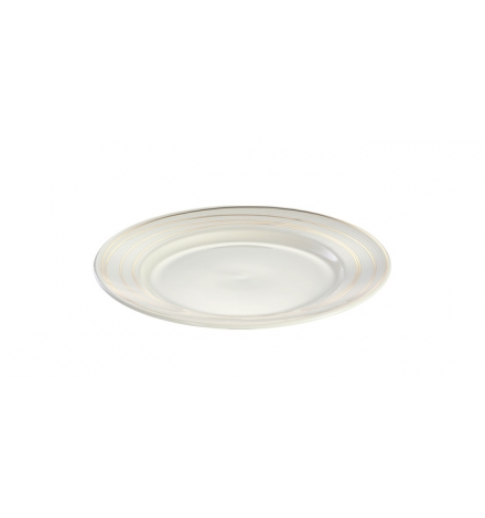 Dezertní talíř OPUS GOLD pr. 20 cm
