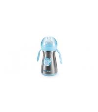 Termo láhev PAPU PAPI 200 ml, modrá