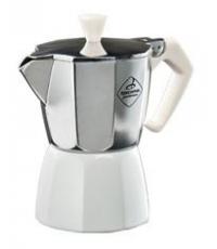 Kávovar PALOMA Colore, 1 šálek, bílá