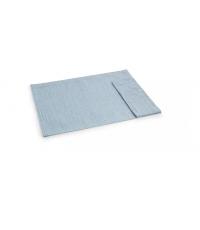 Textilní prostírání s kapsou na příbor FLAIR LOUNGE, 45 x 32 cm, modrá