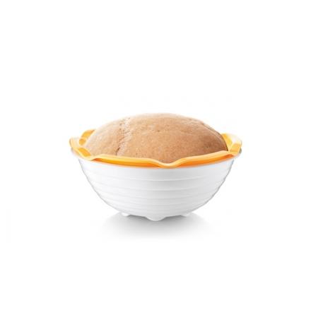Ošatka s miskou na domácí chléb DELLA CASA