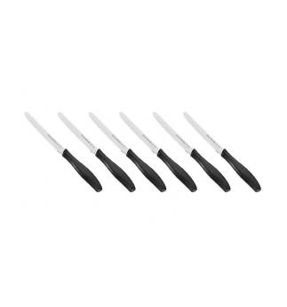Nůž TESCOMA svačinový SONIC 12cm, 6 ks
