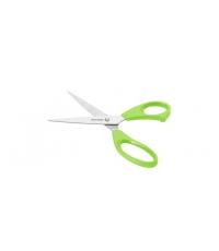 Nůžky do domácnosti PRESTO 22 cm, zelená