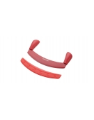 Antiadhezní krájecí kolébka PRESTO TONE 25 cm, červená
