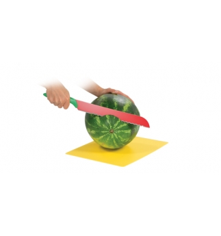 Nůž na meloun TESCOMA PRESTO TONE 30cm, červená
