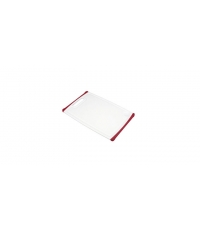 Krájecí deska COSMO 26x16 cm, červená